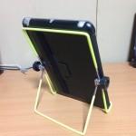 iPad mini スタンドは100均で大丈夫!