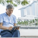 iPadって高齢者向けの本を読むときに役立つアプリがあるんです